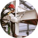 Антикоррозийная защита строительных конструкций и оборудования