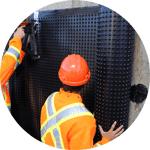 Гидроизоляция строительных конструкций