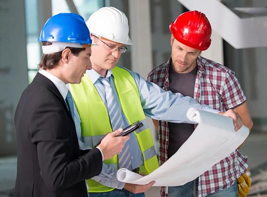 Инженеры по усилению зданий и сорружений
