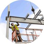 Монтаж металлических конструкций