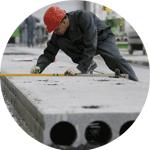 Монтаж сборных железобетонных и бетонных конструкций