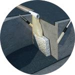 Экранирование помещений и устройство деформационных швов