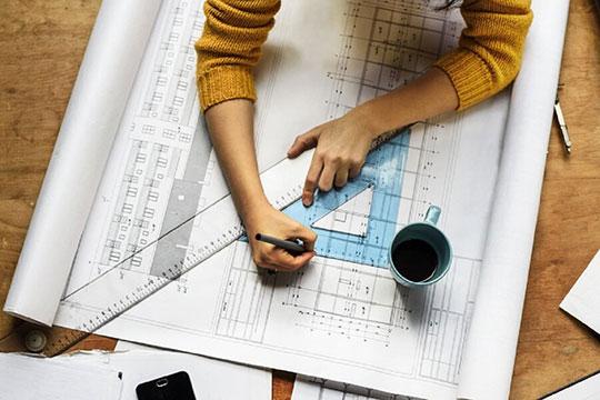 Архитектурное строительное проектирование