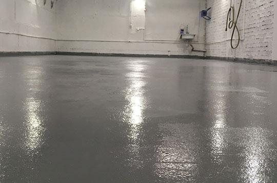 Гидроизоляция подвального помещения изнутри