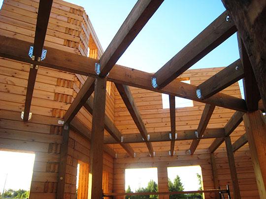 Усиление деревянных конструкций при реконструкции