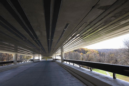 Усиление конструкций мостов